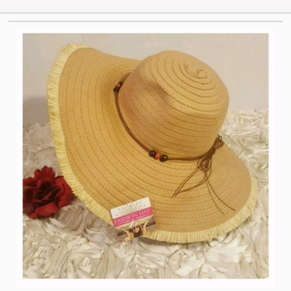 62b31bc24ba83c Accessories | Floppy Hat Womens Summer Hat | Poshmark
